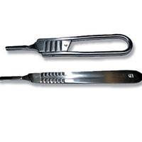 Scalpel Handles - No. 4 Folding Handle