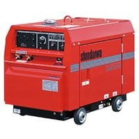 Small Portable Welder / Power Engine Drives