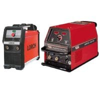 ARC (MMAW) DC – 415v Industrial Portable Inverters
