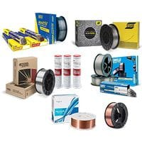 ARC, MIG, Flux Cored  Welding Consumables