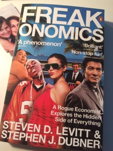 BOOK REVIEW: Freakonomics