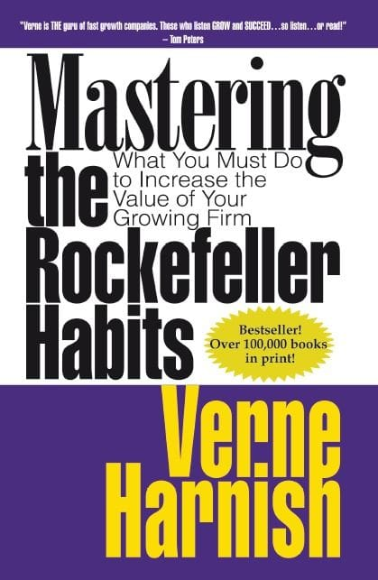 BOOK REVIEW: Mastering the Rockefeller Habits