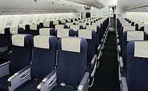 Zoom in Business Economy Class