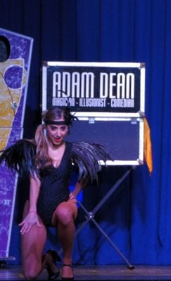 Katrina - Adam Dean Lead Dancer