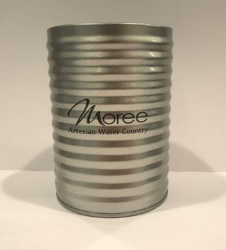 Corrugated Stubby Holder - Silver