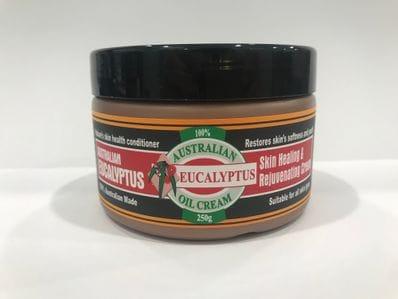Australian Eucalyptus Oil Cream 250g