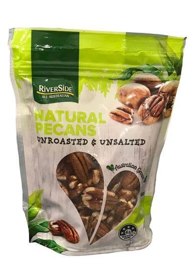 Stahmann Webster Natural Pecan Nut Halves 180g