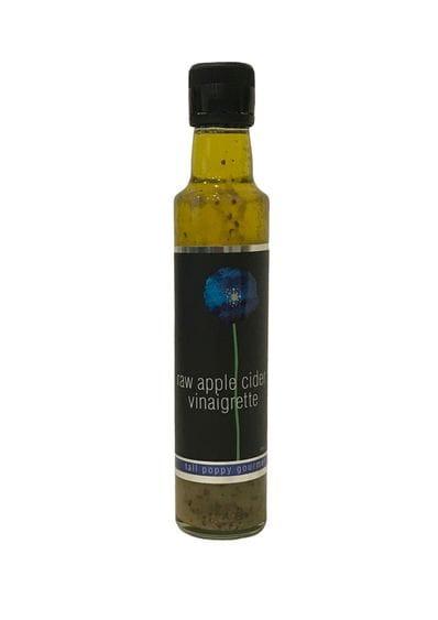 Tall Poppy Gourmet Raw Apple Cider Vinaigrette 250mL