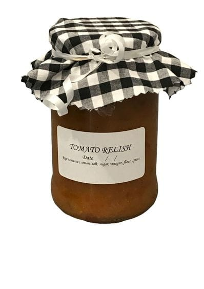 Val Williams - Tomato Relish