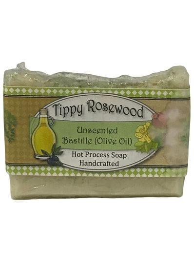 Tippy Rosewood Unscented Bastille (Olive Oil)