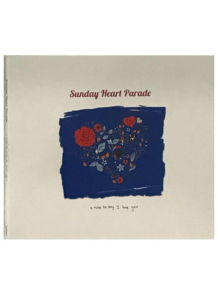 Thumbnail Fi Claus & Merri-May Gill - Sunday Heart Parade a note to say I love you CD
