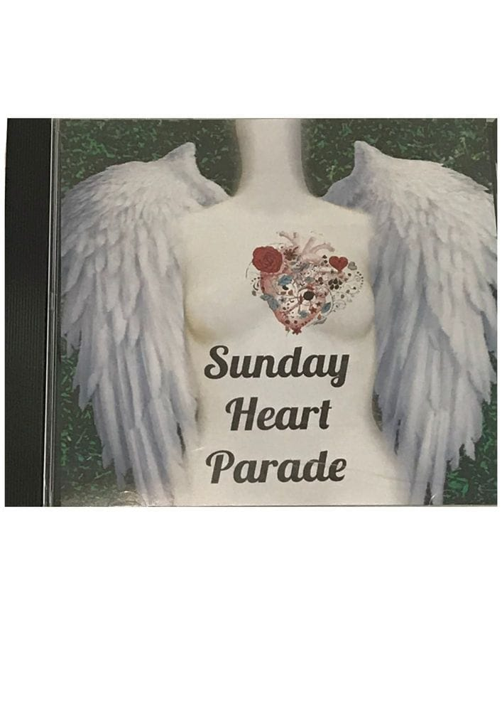 Thumbnail Fi Claus - Sunday Heart Parade CD