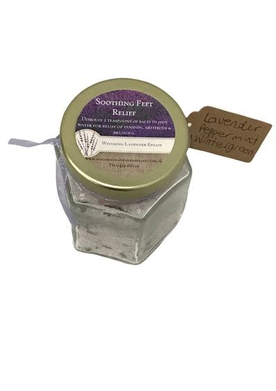 Wyoming Lavender Estate - Soothing Foot Relief