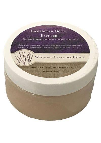Wyoming Lavender Estate - Body Butter Lavender