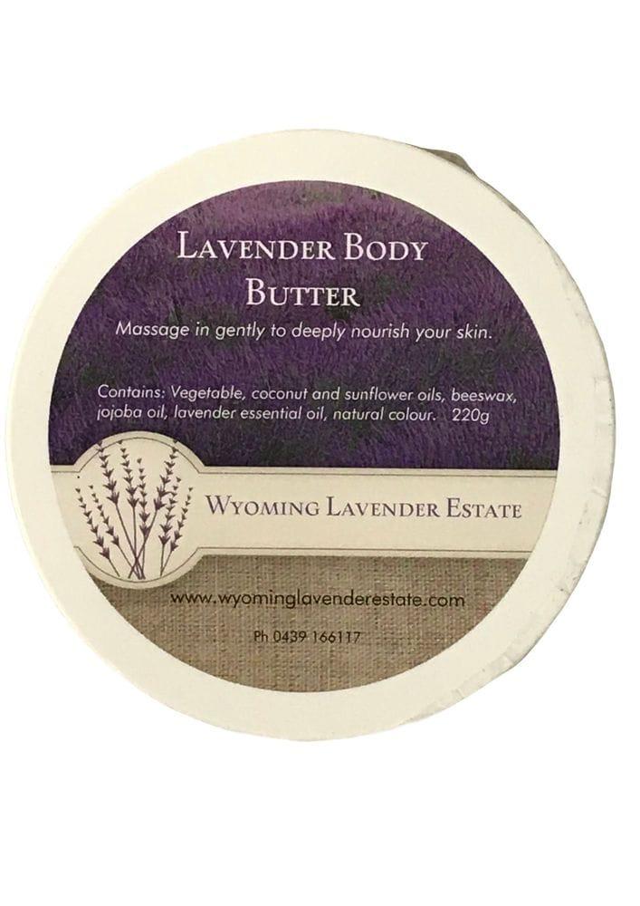 Thumbnail Wyoming Lavender Estate - Body Butter Lavender