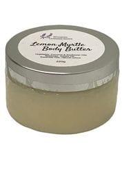 Wyoming Lavender Estate - Lemon Myrtle Body Butter