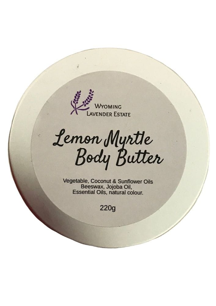 Thumbnail Wyoming Lavender Estate - Lemon Myrtle Body Butter