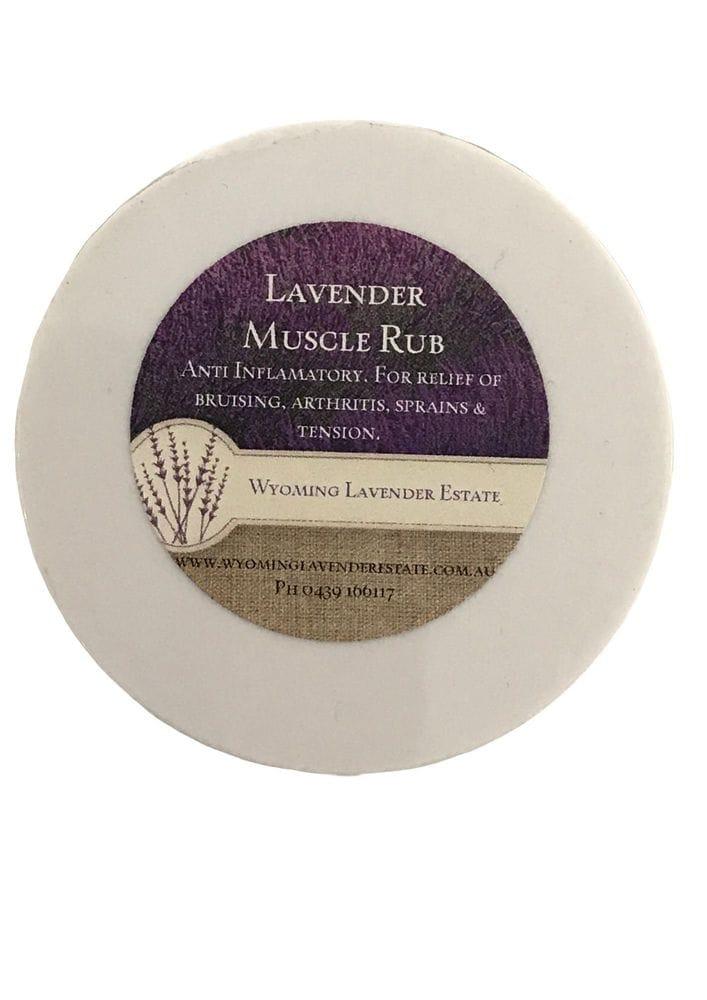 Thumbnail Wyoming Lavender Estate - Lavender Muscle Rub