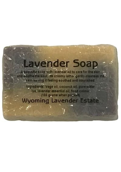 Wyoming Lavender Estate - Lavender Soap