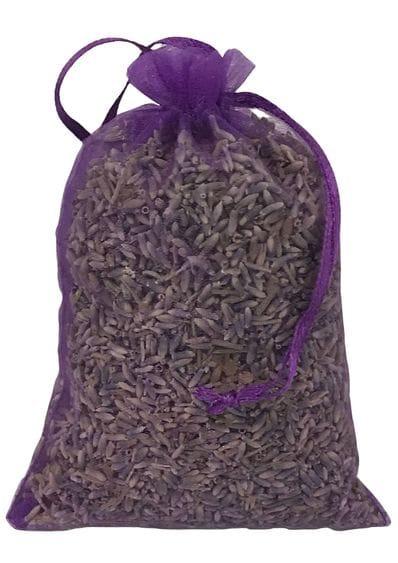 Wyoming Lavender Estate - Purple Organza Lavender Sachets