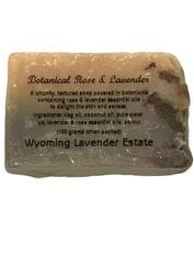 Wyoming Lavender Estate - Botanical Rose & Lavender Soap