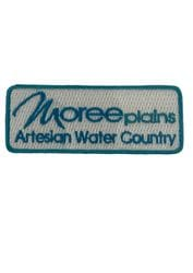 Moree Iron on Embroidered Patch