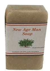 Jojoba Natural New Age Man Soap 120g