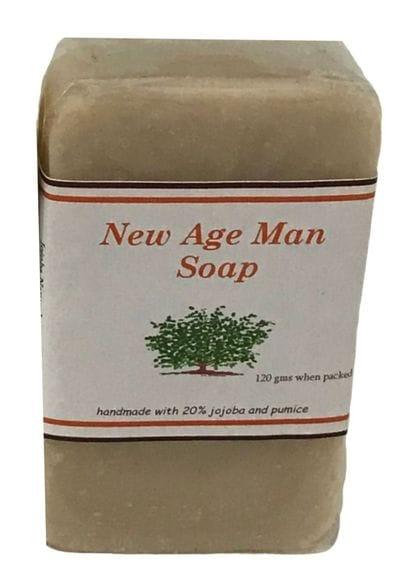Jojoba Natural New Age Man Soap 120g