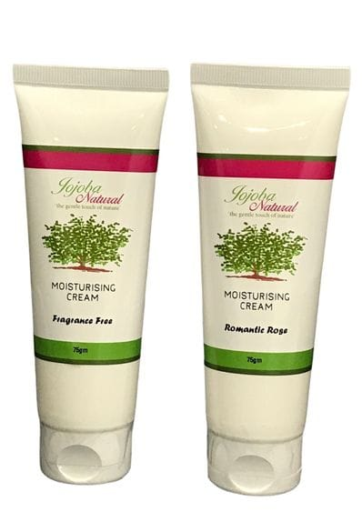 Jojoba Natural Moistursing Cream 75gm