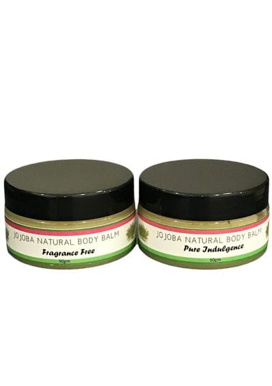 Jojoba Natural Body Balm 50gm