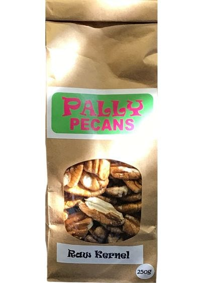 Pally Pecans - Raw Kernel Pecan Halves 250g