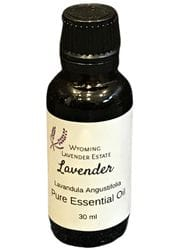 Wyoming Lavender Estate -  Lavender Pure Essential Oil 30ml