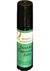 Wyoming Lavender Estate -  Lavender & Peppermint Roller 15ml