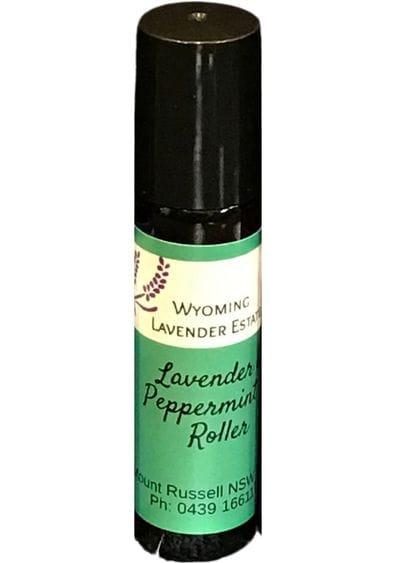 Wyoming Lavender Estate -  Lavender & Peppermint Roller 15ml