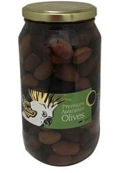Eden Valley Premium Australian Olives - Natural 1kg