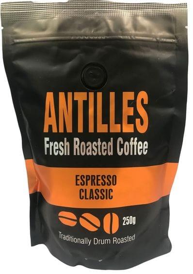 Antilles Coffee- Espresso Classic Plunger Grind 250g