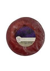 Wyoming Lavender Estate - Raspberry Loofah Soap