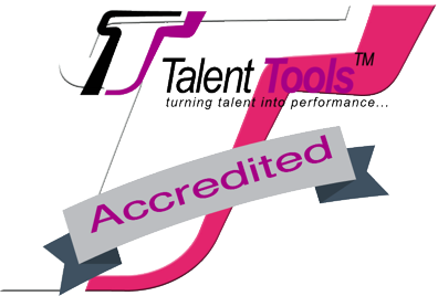 Talent Tools Accredited
