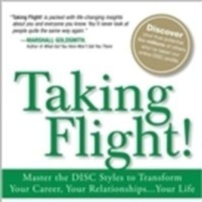 Taking Flight! Book