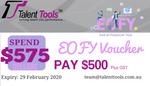 EOFY $575 Voucher