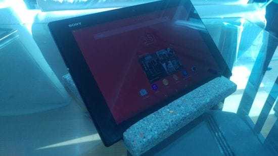 Bonethane10 Tablet Stands by ISPS Innovations
