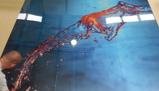 Digital Printed Acrylic Splashbacks - Supplier ISPS Innovations