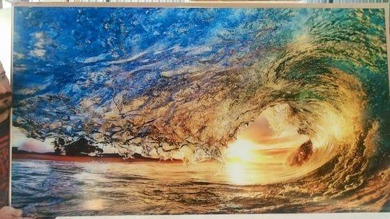 Acrylic Splashbacks, Polymer Wall Panel,Colours, Digital Print - ISPS Innovations