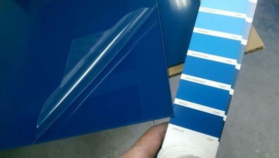 Printed or Coloured Acrylic Wall Panels & Splashbacks - ISPS Innovations