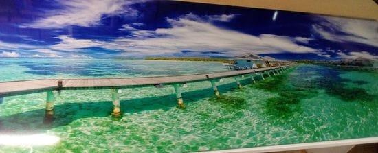 Acrylic Printed Splashbacks & Wall Panels ISPS Innovations