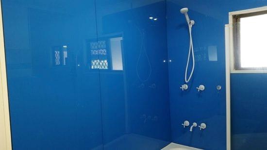 Select Acrylic Shower Splashbacks Vs Tiles - Australian Made