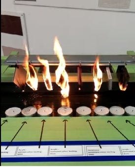 Are Polymer Acrylic splashbacks heat resistant & how do you clean them - ISPS Innovations