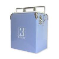 17L Lavender Blue Retro Cooler
