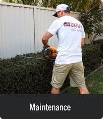 Maintenance, Skape structural Landscaping