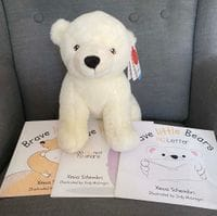 BLB Complete Book series and Bear